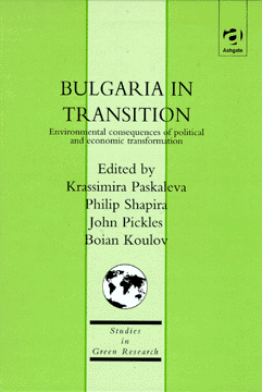 Bulgaria in transition