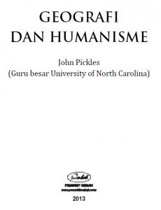 geog and humanism translate